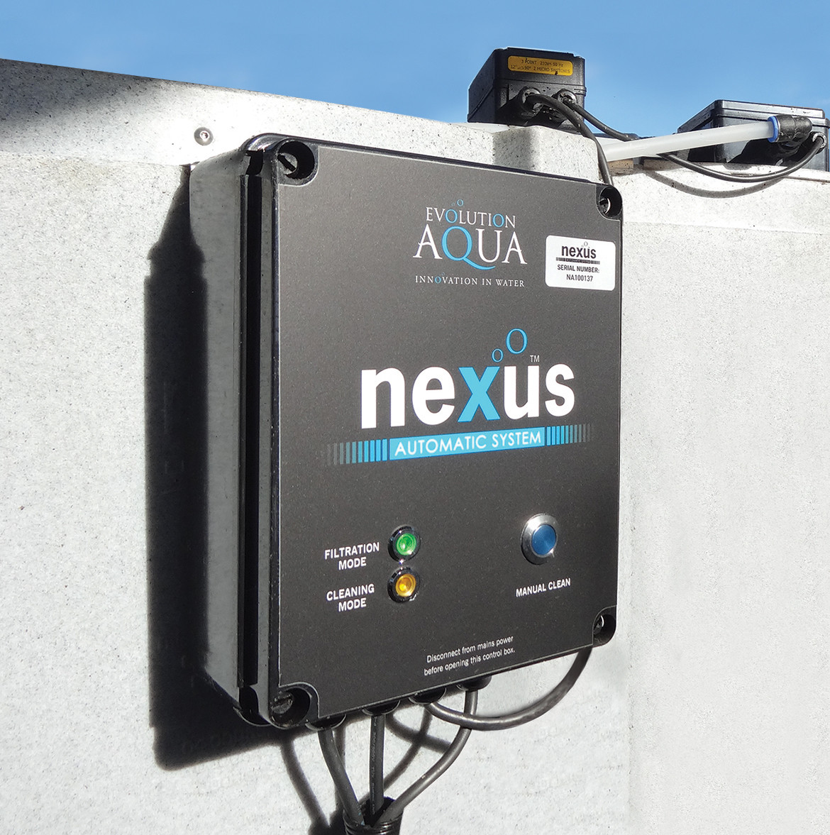 NEXUS  320 FITER NEXUS AUTOMATIC SYSTEM FOR PUMP FED SETUP