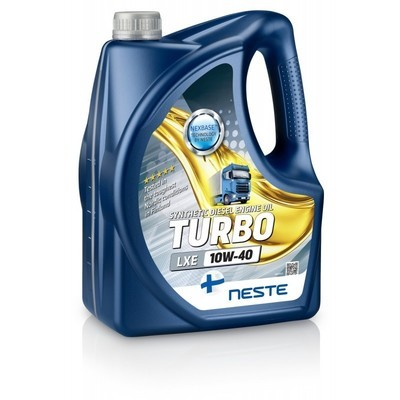 Neste Turbo LXE 10W-40 (4л)