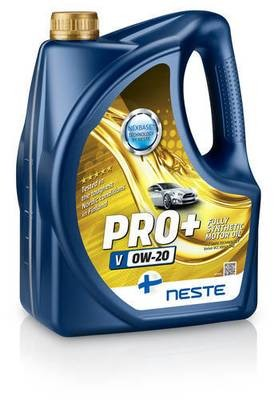 Neste Pro+ V 0W-20 (4л)