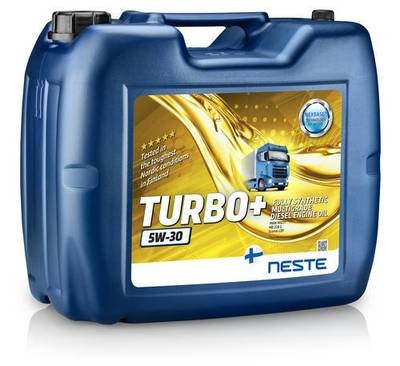 Neste Turbo+ 5W-30 (20л)