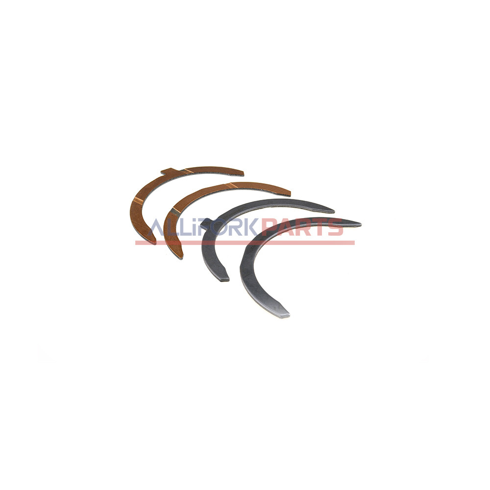 Полукольца упорные коленчатого вала Caterpillar 3054C CTP
