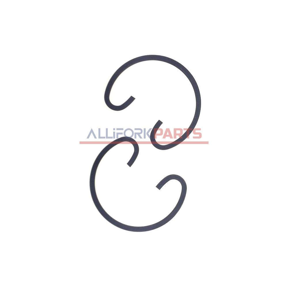 Кольцо стопорное поршневого пальца Caterpillar 3406, 3408, 3412 (7E-5665) CAT