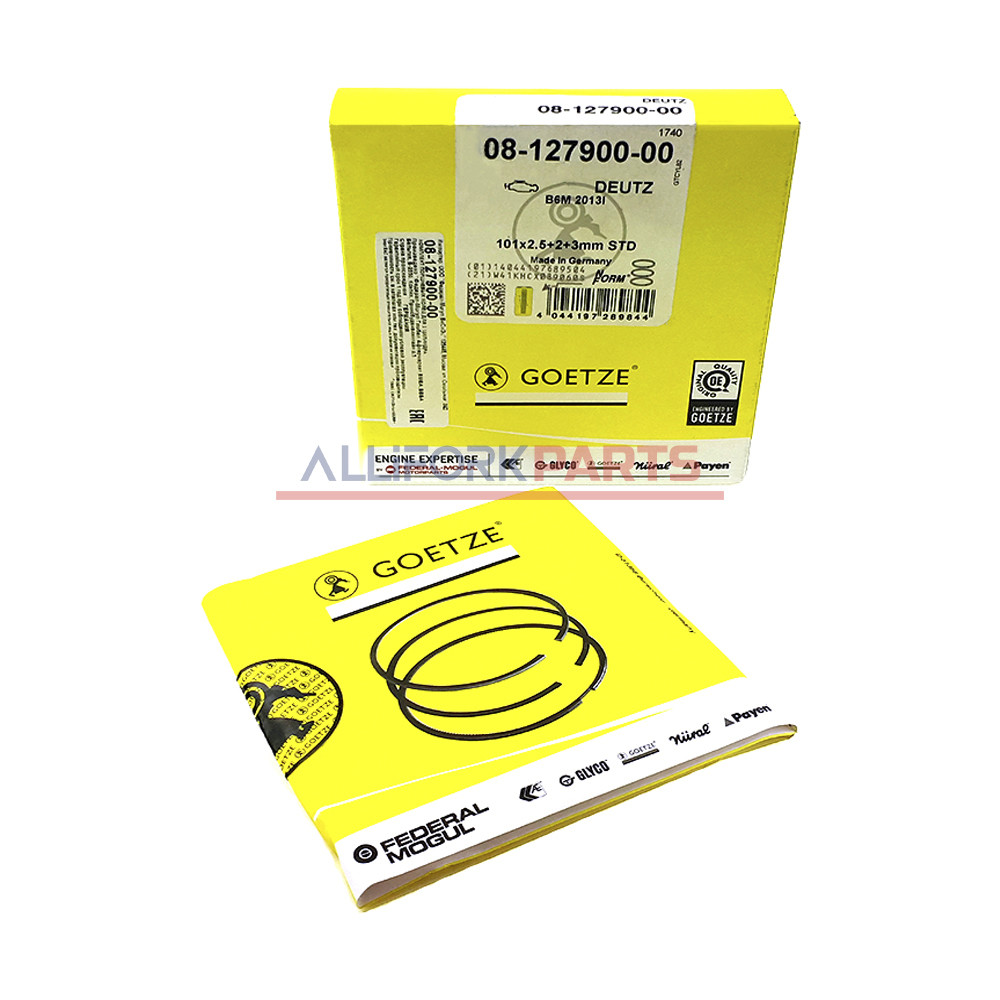 Кольца поршневые Deutz BF4M2012 d101.0 STD 2.5-2.0-3.0