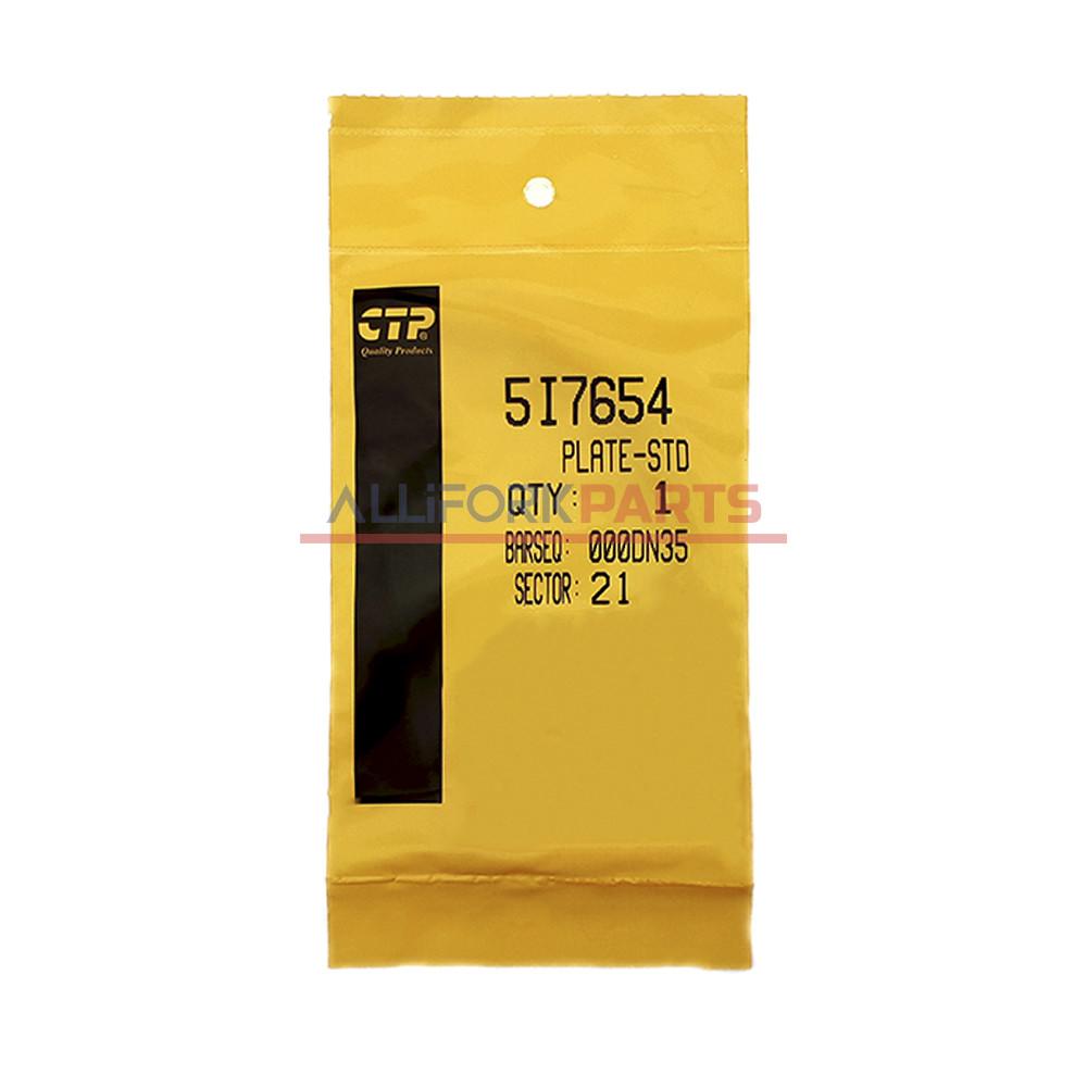 Полукольца упорные коленчатого вала Caterpillar 3064/3066/C-4.2/C-6.4