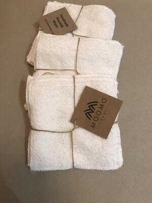 Little dirty bottom reusable wipe pack