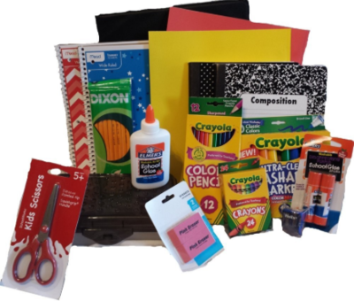 Complete School Supplies Package