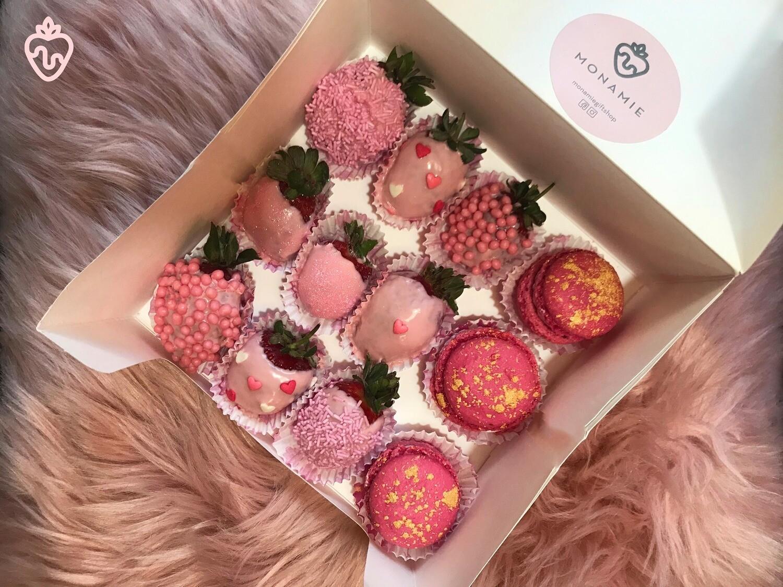 ვარდისფერი ნაკრები | Pink Pack