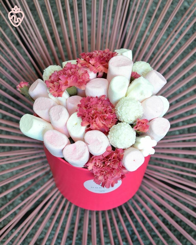 ზეფირი & ყვავილები | Marshmallow & Flowers