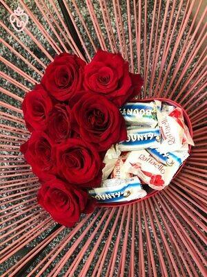 ვარდები & შოკოლადი | Roses & Chocolate