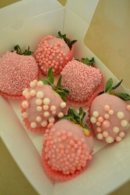 ვარდისფერი (6ც) | Pink (6 pcs)