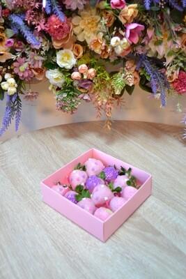 ვარდისფერი & იასამნისფერი (12ც) | Pink & Purple (12pcs)