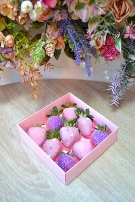 ვარდისფერი & იასამნისფერი (9ც) | Pink & Purple (9pcs)