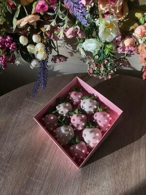 ვარდისფერი მარგალიეტბი (9ც) | Pink Pearls (9pcs)