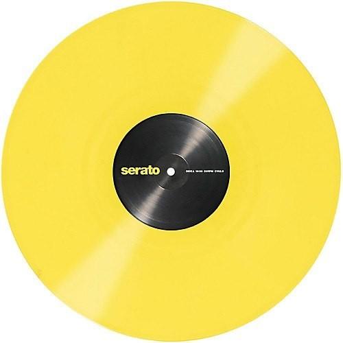 "Serato 12"" Control Vinyl Performance Series (Пара/Желтые)"