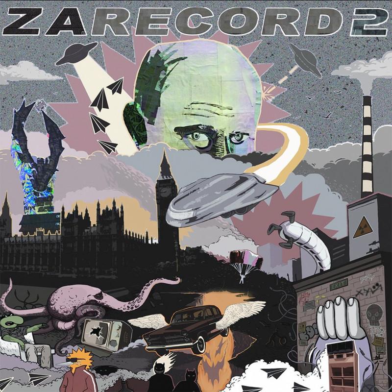 ZARECORD 2 12 INCH
