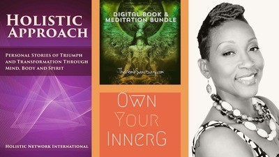 Own Your InnerG: Book & Meditation Bundle