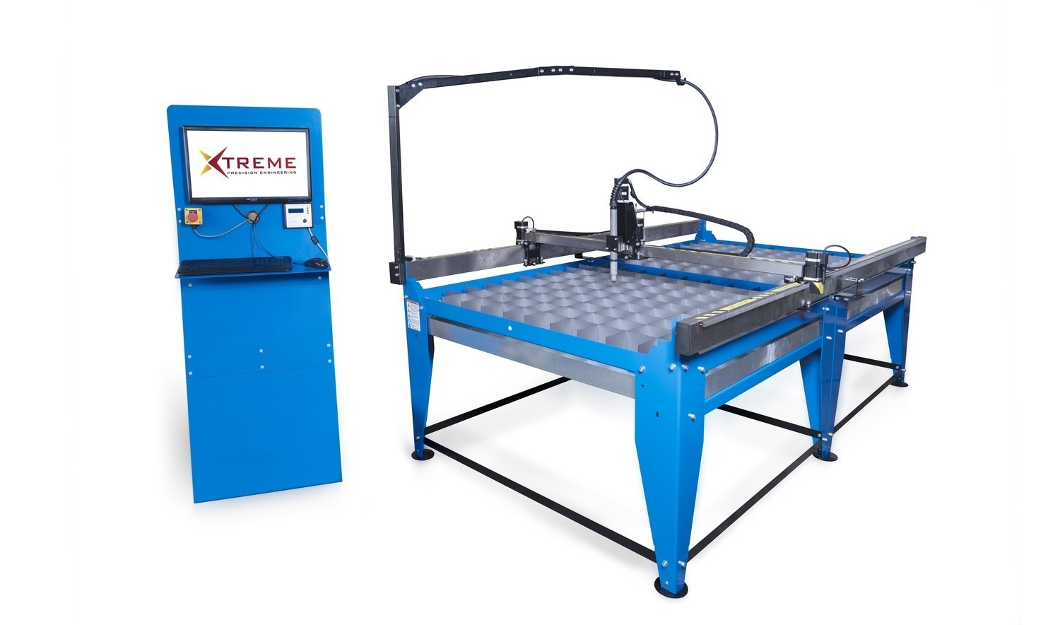 8x4 CNC Plasma Cutting Table (taking orders please contact for lead times)