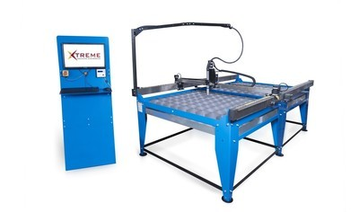 8x4 CNC Plasma Cutting Table
