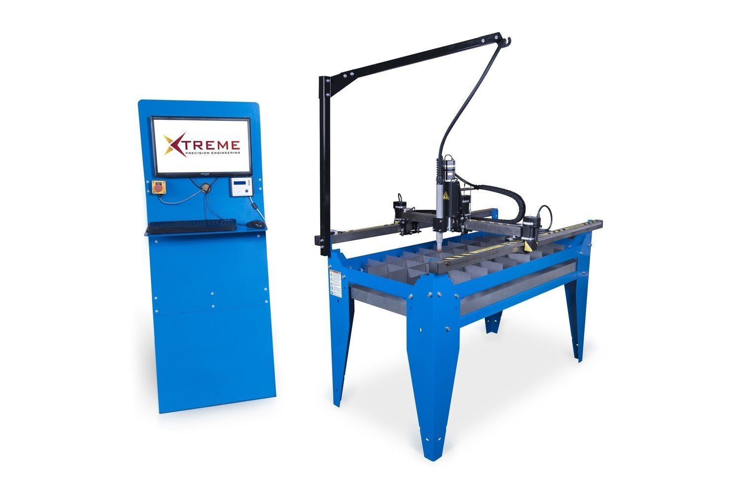 4x2 CNC Plasma Cutting Table (taking orders please contact for lead times)