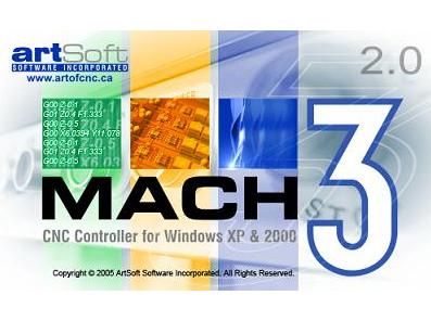Mach3 License