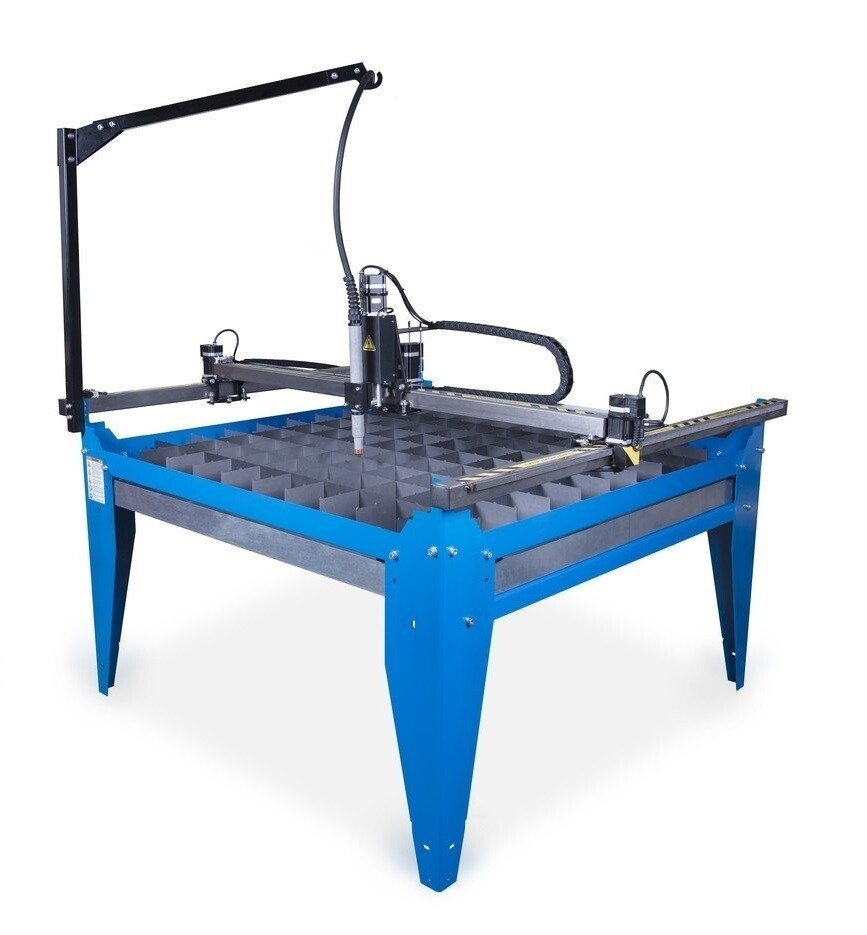 4x4 CNC Plasma Cutting Table
