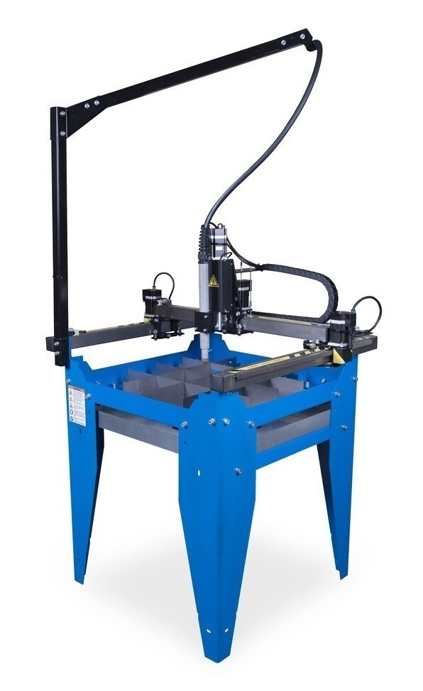 2x2 CNC Plasma Cutting Table