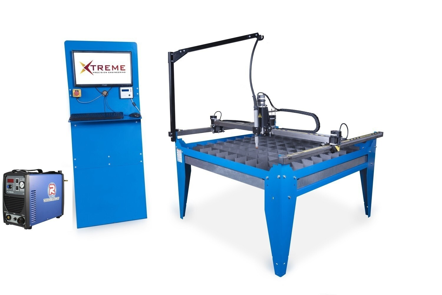 5x5 CNC Complete Plasma Cutting Table Kit & 50 Amp Cutter(240v)(Cut upto 12mm steel) Coming Soon
