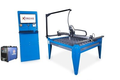 4x4 CNC Complete Plasma Cutting Table & Cutter
