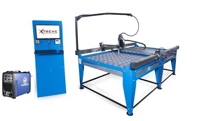 8x4 CNC Complete Plasma Cutting Table & Cutter
