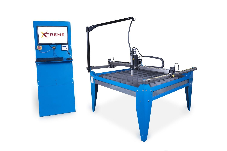 4x4 CNC Plasma Table & 40amp Cutter