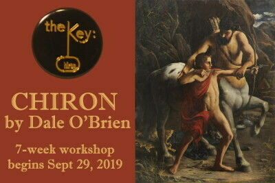 Sept 29: Chiron: Key to the Doors of Perception (7 weeks) wkdo20190929