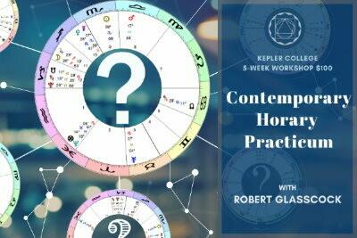 Horary Power Practicum 6 by Robert Glasscock