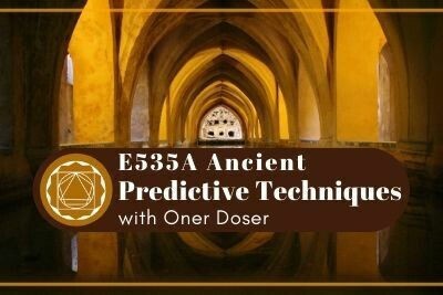 E536A Ancient Predictive Techniques and Applications - Öner Döşer