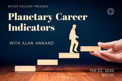 Planetary Career Indicators by Alan Annand wkaa20200222