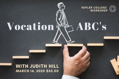 Vocation ABC's with Judith  Hill wkjh20200314