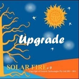 Astrolabe: Solar Fire 9 Upgrade