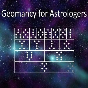 Al Cummins: Geomancy for Astrologers