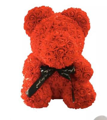 Red Bear Rosette