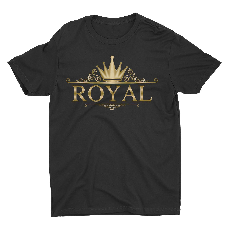 Royal Stencil T-shirt