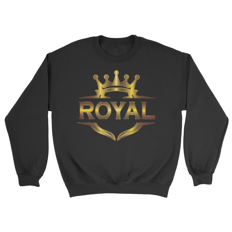 Royal Crown Crewneck