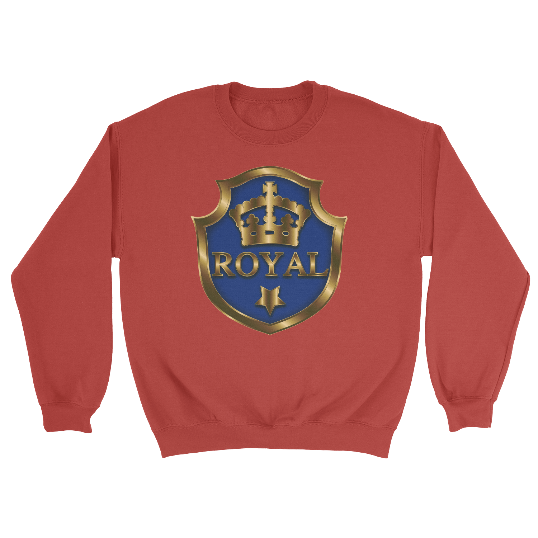 Royal Shield Crewneck
