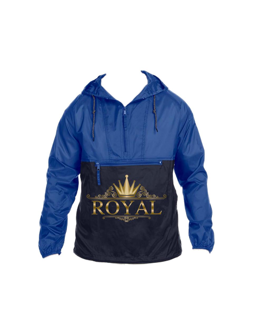Royal Crown Windbreaker