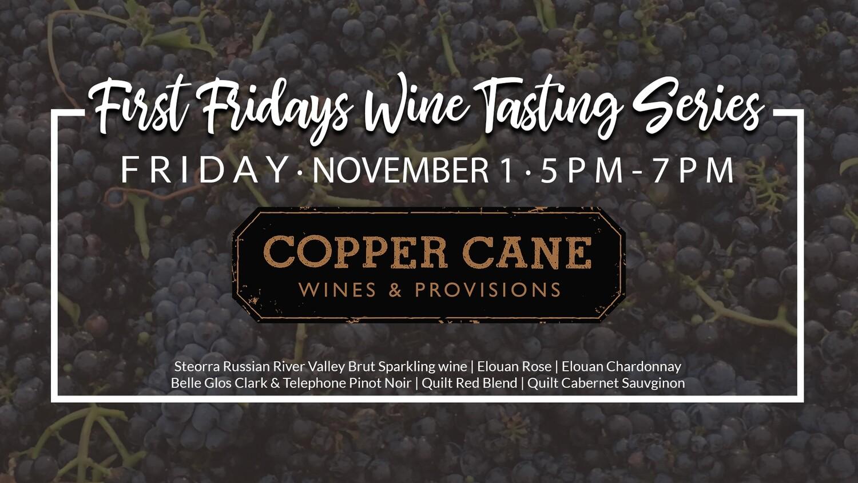 November Wine Tasting Ticket