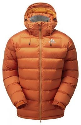 MOUNTAIN EQUIPMENT LIGHTLINE SECOND JACKET BLAZE X-X-LARGE