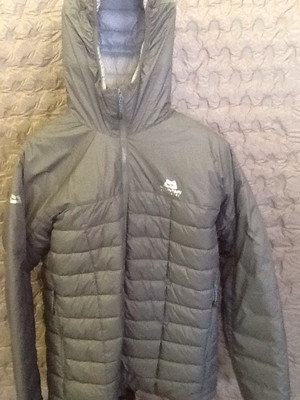 MOUNTAIN EQUIPMENT SUPERFLUX JACKET MOORLAND SLATE LARGE SECOND