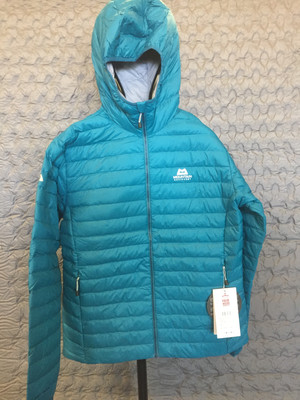 MOUNTAIN EQUIPMENT ARETE HOODED JACKET