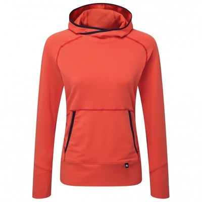 MOUNTAIN EQUIPMENT SIDEWINDER HOODY KUMQUAT 12