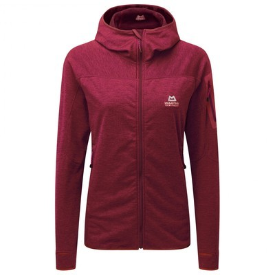 MOUNTAIN EQUIPMENT PIVOT HOODED JACKET VIRTUAL PINK 12