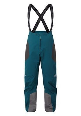 MOUNTAIN EQUIPMENT MANASLU WOMEN'S PANT LEGION BLUE SIZE 12