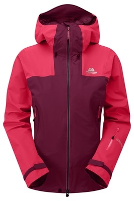 MOUNTAIN EQUIPMENT WOMEN'S HAVOC JACKET VIRTUAL PINK/CRANBERRY SIZE 14